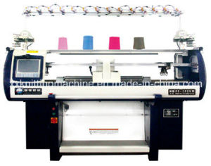 Flat Type Regulon Knitting Machine for Shoe Upper pictures & photos