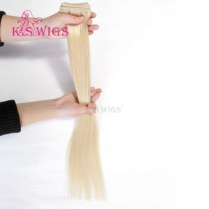 Russian Human Hair Extensoin Remy Human Hair pictures & photos