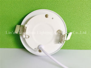 Round Shape 4W Ultra Slim Non- Dimmable LED Panel Lighting pictures & photos