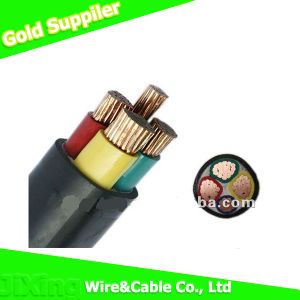 Copper Conductor XLPE Insulated PVC Sheathed Power Cable pictures & photos