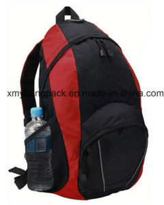 Promotional Quality Black Outdoor Mountain Backpack Bag pictures & photos