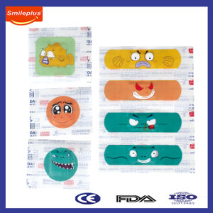 Waterproof Flexible Tin Wrap Printed Bandage pictures & photos