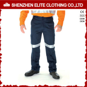2016 Wholesale Mens Safety Pants with High Visibility Reflective Tap pictures & photos