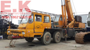 Hydraulic Crane Japanese Tadano Truck Crane (TG500E) pictures & photos