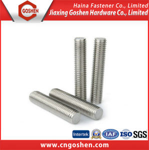 Stainless Steel DIN975 Threaded Rods M8 M10 pictures & photos