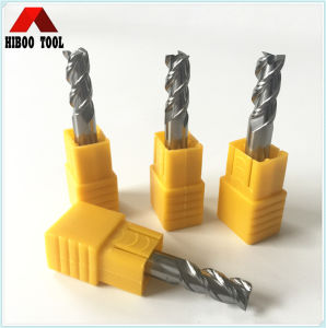 High Quality Alumiun Carbide End Cutting Tools pictures & photos