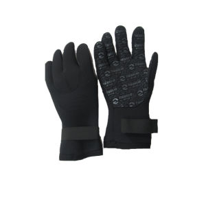 Gloves with Waterproof Printing for Diving & Fishing (HX-G0043) pictures & photos
