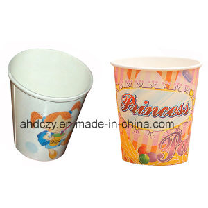 No Water Leakage 6oz Paper Baking Cup pictures & photos