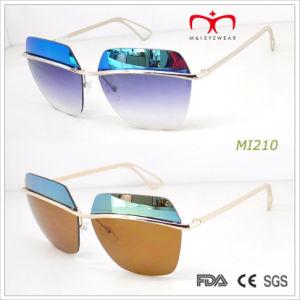 latest sunglasses 4cb5  2015 Latest Fashion Style for Ladies Metal Sunglasses MI210-MI211