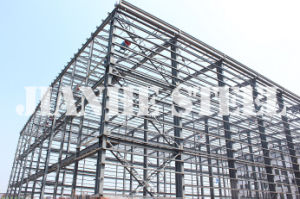 Steel Structure Buildings/Warehouse pictures & photos