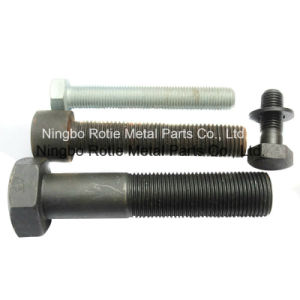 Iron-Made Grooved Fastener for Scaffold pictures & photos