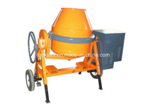 4 Legs Design 350L Portable Diesel or Gasoline Engine Concrete Mixer for Sale pictures & photos