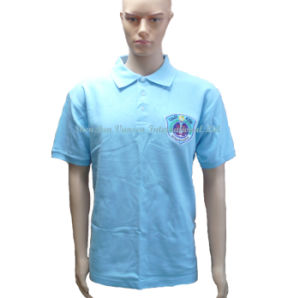 China men golf blue polo shirt for bulk order china polo for Order bulk t shirts