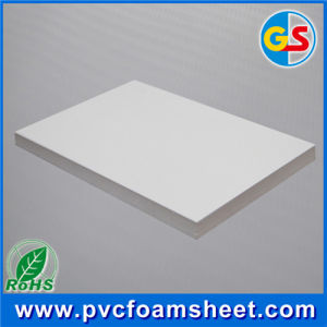 White PVC Foam Sheet in Shanghai for Cabinet pictures & photos