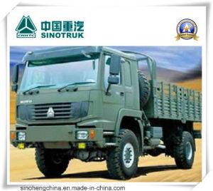 Sinotruk HOWO 4X4 Heavy Duty Truck Dump/Tipper Truck 266HP pictures & photos