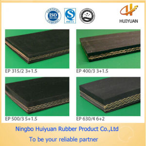 Produce Large Output Cc/Nn/Ep Rubber Belt pictures & photos