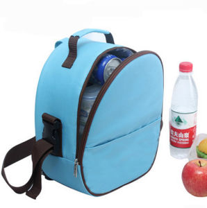 Children Thermal Lunch Bag Backpack Cooler Bag Cooler Backpack pictures & photos