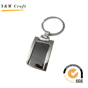 Wholesale Factory High Quality Blank Metal Keychains pictures & photos
