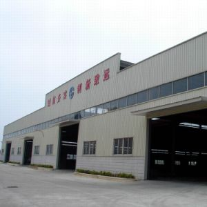 Light Steel Fabrication for Workshop, Warehouse Construction