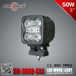 5 Inch 50W Super Bright LED Work Light (SM-5050-SXA)