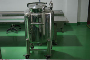 Vertical Food Pharmaceutical Storage Tank pictures & photos