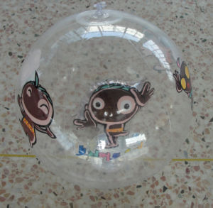 PVC Inflate Ball pictures & photos