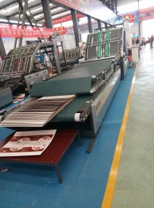China Automatic High Speed Paperboard Flute Laminator Price pictures & photos