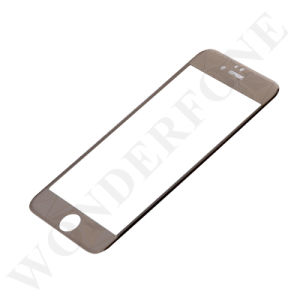 Soft-Sided Plating Laser Carving Tempered Glass for iPhone 6 Plus/ 6s Plus pictures & photos