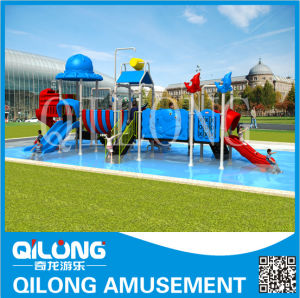 Water Park Plastic Slide for Sale (QL-150706D) pictures & photos