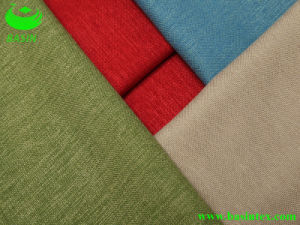 Polyester Flame Sofa Fabric pictures & photos