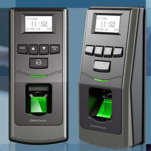 Fingerprint Keypad Access Control with Time Attendance Printer pictures & photos