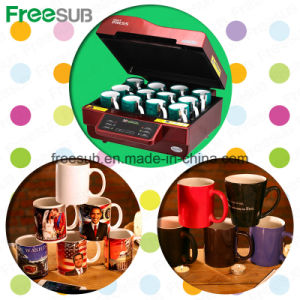 Freesub Best Design Heat Press Machine for Mugs (ST-3042) pictures & photos