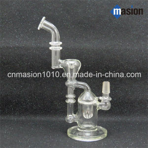 Percolator Glass Pipe Smoking Glass Water Pipe (MG5) pictures & photos