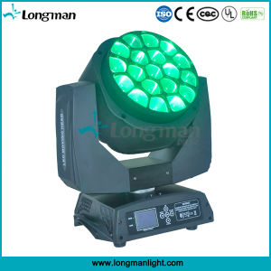 UL 19PCS 15W RGBW 4in1 Moving Head LED Effect Lights pictures & photos