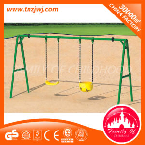 Ce Approved Children Outdoor Swing Sets Playground for Toddlers pictures & photos