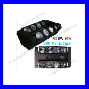 8*10W LED Spider Beam Light pictures & photos