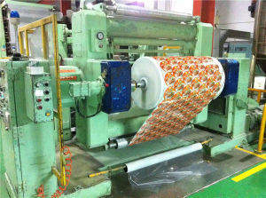 Second Hand High Quality Extrusion Laminator for Plastic Film in Sale