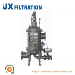 Stainless Steel Self-Cleaning Sewage Water Filter pictures & photos
