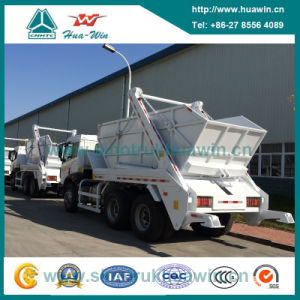 Sinotruk HOWO 4X2 10 Ton Arm Type Garbage Truck pictures & photos