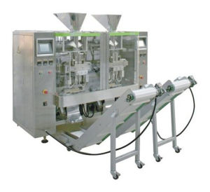 Automatic Vffs Packing Machine (DXDV420T) pictures & photos