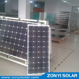 CE&TUV Monocrystalline Silicon Solar Panel (80W-85W-90W-100W) pictures & photos