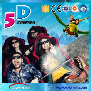 2015 Most Revenue 5D Cinema Manufacturers, 5D Cinema Simulator Cinema Seat for Sale pictures & photos