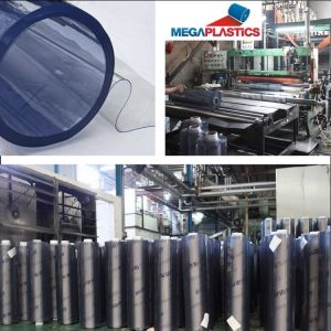 Rigid Transparent Clear PVC Film Plastic PVC Sheet pictures & photos