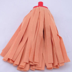 All Purpose Needle Punched Nonwoven Fabric Mop Head pictures & photos
