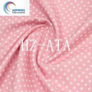 Polyester Print Pongee Fabric pictures & photos
