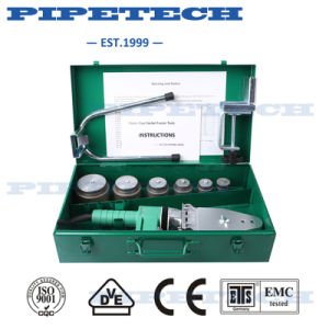 Intelligent Socket Fusion Welding Machine PPR Pipe Ce Certificate pictures & photos