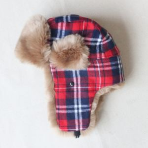 Winter Polyester Cap-Warms pictures & photos