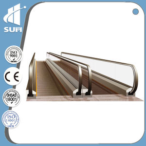 Shopping Mall Passenger Conveyor with Aluminum Step pictures & photos