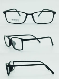 Factory Stock Light Half Plastic Steel Fashion New Design Optical Frames Glasses Eyewear pictures & photos