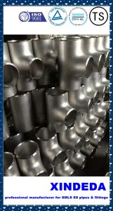 Bw Smls Duplex/Stainless Steel Pipe Fittings Tee pictures & photos